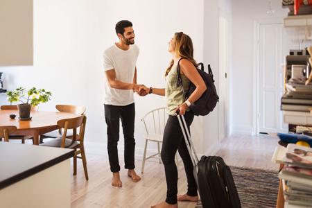 airbnbウェルカム