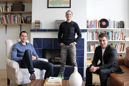 airbnb 創業者